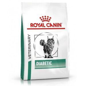 Royal Canin Veterinary Diet Feline Diabetic DS 46 Dry Cat Food, 1.5kg, 3kg