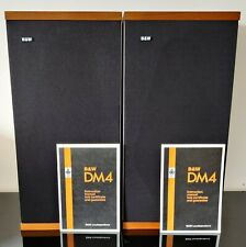 More details for bowers wilkins dm4 loudspeakers - b&w