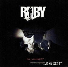 Ruby - Original Soundtrack Intrada [1992] | John Scott | CD