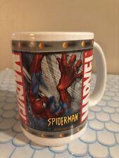 Spiderman And The Hulk Coffee Mug Marvel Comics Mug