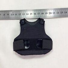 1/6 Hot Toys - Black Armour Vest