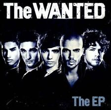THE WANTED (BOY BAND) - THE WANTED [EP] NEW CD