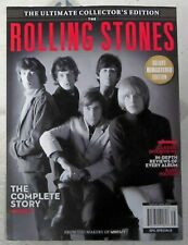 SPC Edit UNCUT 146 Page ROLLING STONES Deluxe REMASTERED EDITION Complete Story