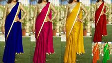 sari Saree Indian Bridal Bollywood Ethnic  Designer Saree Traditional BJ