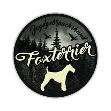 A _ JGh voiture autocollant Foxterrier Dumpling chiens autocollant chien chiens siviwonder