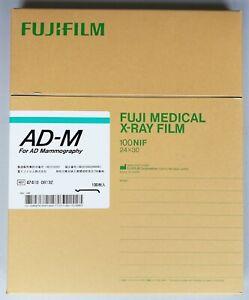 Röntgenfilm FUJIFILM AD-M 24 x 30 Mammo Neu OVP letzte Restbestände , und andere