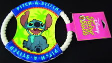 Disney Fairy Tails Pitch-A-Stitch dog toy rope ring BN