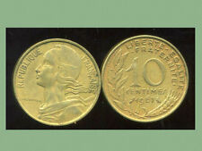 FRANCE  FRANCIA  10 centimes 1967   ( bis )