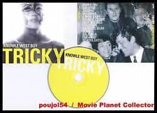"""TRICKY """"Knowle West Boy"""" (CD) 2008"""
