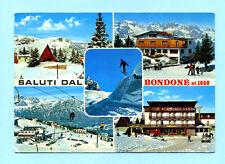 CARTOLINA SALUTI da BORDONE VEDUTE  postcard-carte postale-postkarte cartoline