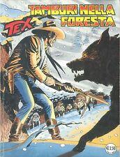 TEX TRE STELLE N° 496- TAMBURI NELLA FORESTA