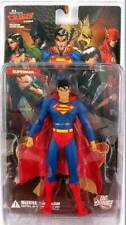 DC Direct Superman Comic Book Heroes Action Figures