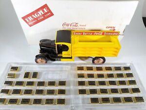 DANBURY MINT 1927 COCA COLA DELIVERY TRUCK 1/24 SCALE DIECAST WITH BOX