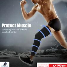 Leg Support Varicose Veins Knee Compression Sleeve Socks Stocking Men Women