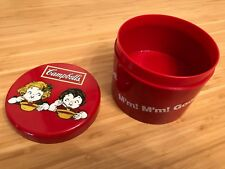 Campbell's Soup Portable To-Go Container Bowl