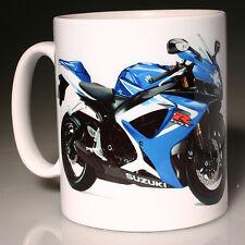 Suzuki GSXR750 2006 (bleu) mug (#3)