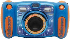 Vtech Kidizoom Duo 5.0 Digitale Kamera,5 MP, 2 Objektive, blau