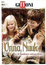 Unna & Nuuk E Il Tamburo Miracoloso (2006) DVD (Giffoni)