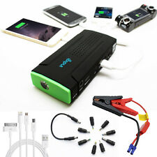 NEW Heavy Duty Portable Power Bank & Emergency Car Jump Starter Battery Booster