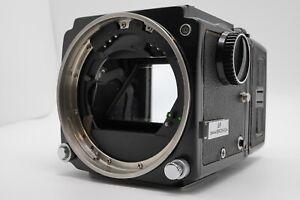 [ EXC + 5] Zenza Bronica Etr Sp 6x4.5 Medium Format Kameragehäuse 120 Hintere
