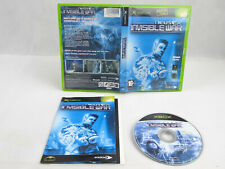Deus Ex Invisible War Xbox Original Complete PAL