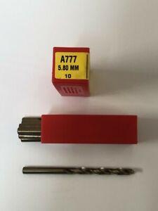 Dormer A777 5.8mm HSCO Heavy Duty Jobber Drill Bit