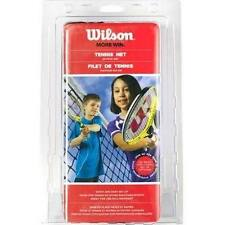 Wilson 20 Tennis Net with 10 Ropes Nets Accessories