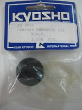 VINTAGE KYOSHO SD53 CAMPANA EMBRAGUE 12T PARA COCHES RC