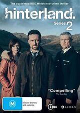 Hinterland : Series 2 (DVD, 2016, 3-Disc Set)