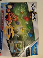 Mattel Battle Claw Flaming Sun Battleclaw Tournament Starter Pack