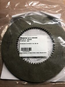 Stearns 5-66-8420-00 Friction Disc Kit Splined 8-004-206-00--NEW IN SEALED BAG