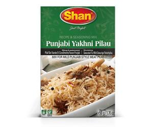 Shan Punjabi Yakhni Pilau 50 grs  sealed