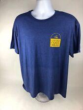 Golden Coast Mead T Shirt Sz XL Blue Gandalf Drank Mead Sustainable Fabric
