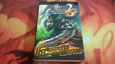 GUÍA MONSTER HUNTER PORTABLE 2G PSP BIG OFFICIAL GUIDE ENVÍO 24/48H