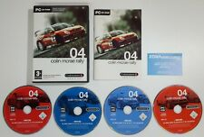 Colin Mcrae Rally 04, Pc-cd-rom, Español.