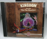 Kingdom: Far Reaches For The PC Used, Complete, Fully Tested/Working, OOP, Rare