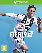 FIFA 19 2019 NUEVO PRECINTADO EN ESPAÑOL CASTELLANO XBOX ONE