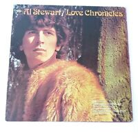Al Stewart - Love Chronicles - Vinyl LP UK 1st Press EX/EX