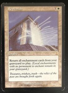 Replenish - Urza's Destiny Magic the Gathering Card MTG