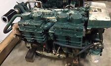 Volvo Penta TAMD72A, Marine Diesel Engine