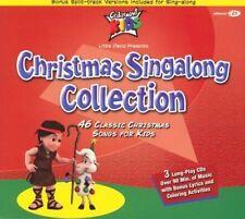 Cedarmont Kids : Christmas Singalong Collection CD