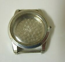 Vintage Omega Seamaster Stainless Case. 34mm