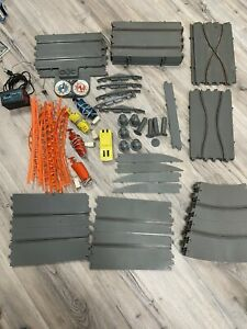 Vintage 1967 Revell Slot Car 1/32 Scale Track Accessories And More Nr