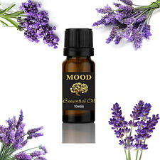 MOOD ESSENTIALS NATURAL PURE 10ML ESSENTIAL OILS AROMATHERAPY FRAGRANCE