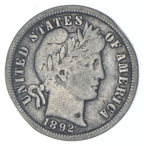 1892-O Barber Dime - Charles Coin Collection *156