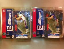 McFarlane NFL Series 7 New York Giants JEREMY SHOCKEY Rookie Variant Lot NEW!