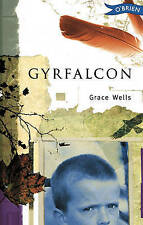 Gyrfalcon, New, Grace Wells Book