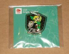 Club Nintendo Link Legend of Zelda Badge Official Japan Japanese BNIP Original