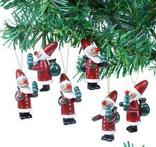 Set di candele per albero di natale confezione da 20 pezzi Brubaker colore: Rosso