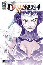 Dissension War Eternal #1 Variant Cover B Aspen Comics
